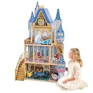 KidKraft 65400 Disney Princess Cinderella Royal Dream Wooden Dolls House