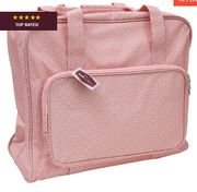 Rose Gold Spots Sewing Machine Bag Only £11