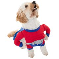 Dogs Superhero Costume - Super Dog NOW £3.99 WAS £5.99