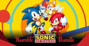 Humble Sonic the Hedgehog Bundle 64%off