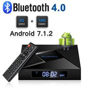 Android TV Box 7.1 Smart TV Box 2G RAM 16GB ROM Supporting HD 4K - 50% OFF