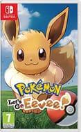 Pokemon Lets Go Eevee Edition Nintendo Switch