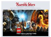 FREE PC Game - LEGO (LOTR) Lord of the Rings
