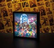 Marvel Avengers Infinity War Luminart £9.99 on Ebay Sold by Paladone