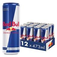 Red Bull Energy Drink 12 Pack of 473 Ml