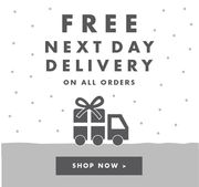 A Christmas Treat for You... Free next Day Delivery!