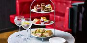 Afternoon Tea for Two with Tea / Coffee plus a Gin & Tonic at Cafe Rouge
