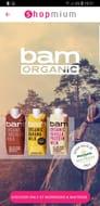Free Bam Milkshake (Morrisons or Waitrose)