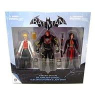 DC Collectables: Batman Arkham Origins Figures