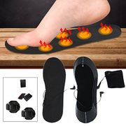 Heated Insole, Rechargeable Heated Shoes Insoles