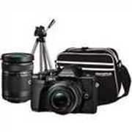 Olympus Compact System Camera Traveller Kit Inc, Tripod & Bag + £85 Cashback