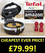 CHEAPEST EVER PRICE! Tefal Actifry Air Fryer 1Kg - £79.99 AT AMAZON!