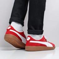 Puma Red Star Shoes Ribbon Red/Puma White