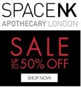 Space NK Sale - Luxury Beauty - for LOTS LESS