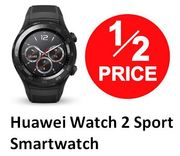 HALF PRICE BOXING DAY DEAL: Huawei Watch 2 Sport Smartwatch