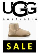 UGG SALE - up to 30% off SELECTED STYLES