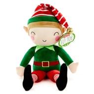 Christmas Elf Toy - Boy (Blonde)