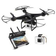 GoolRC T106 RC Drone Quadcopter 2.0MP WIFI FPV Altitude Hold RTF