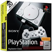 Playstation Classic Console - £49.99 NOW at ARGOS!