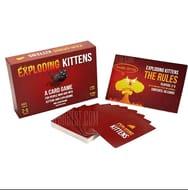 Exploding Kittens Card Game £5.02 via Gearbest App