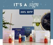 Get 20% off Our Limited Edition in Your Element Gift Sets