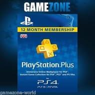 PlayStation Plus 12 Month - Cheap Subscription & Deals | LatestDeals