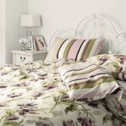 60% off Laura Ashley Gosford Plum Print Bedset - from £24