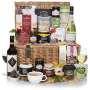 Luxury Traditional Hamper - 2018 Christmas, Boxing Day and New Years Food