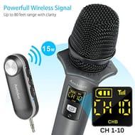 MISPRICE? Handheld Wireless Microphone