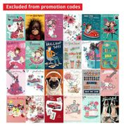 Box of 576 Mixed Greetings Cards