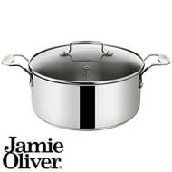 Jamie Oliver Tefal Professional Series Stock Pot (24cm)