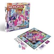 Bargain! Monopoly Junior My Little Pony Board Game at Bargain Max
