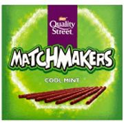 Quality Street Mint/Orange Matchmakers 120G