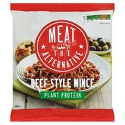Meat the Alternative - Beef Style Mince 33%off at Waitrose and Partners