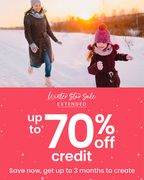 Up to 70% off plus 10% with Discount Code