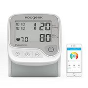 Bluetooth Blood Pressure Monitor.
