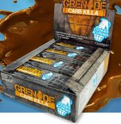 Grenade Carb Killa Protein Bars for Just £1 Each!