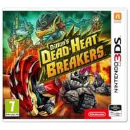 Dillion's Dead-Heat Breakers Nintendo 3DS Game