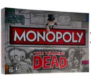 MONOPOLY Walking Dead Survival Edition Only £16