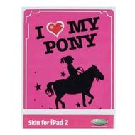 Robinsons Ipad 2 I Love My Pony Skin