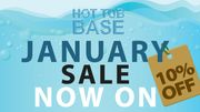10% off Online Orders at Hot Tub Base