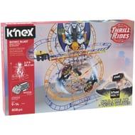 Knex Bionic Blast Roller Coaster Building Set