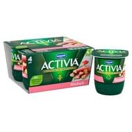 Activia 4 X 125g Yogurt All Flavours at Tesco