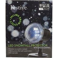 Snowflake Led Light (Timer)