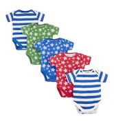 Mini Club 5 Pack Bodysuits