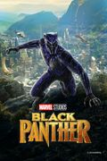 Black Panther Big Sleeve Blu-Ray 50%off Instore at Tesco