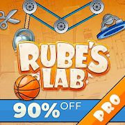 Rube's Lab PRO Physics Puzzle for Android