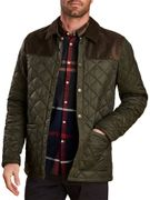 Barbour Gillock Quilted Jacket, Green