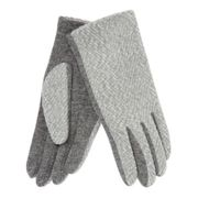 Principles - Light Grey Textured Gloves