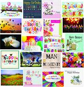 20 Handy Multipack Variety Mixed Selection Birthday & Blank Greeting Cards